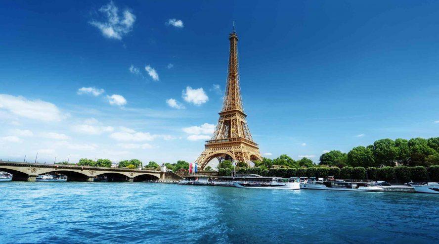 Eiffel torni Pariisi Ranska