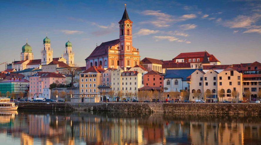 Passaun vanhakaupunki