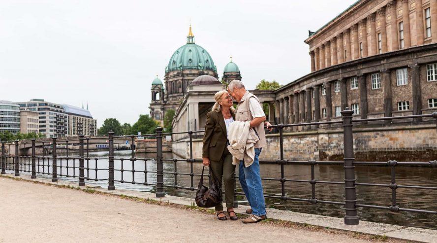 Rakastunut pariskunta Berliinissä henkilöt