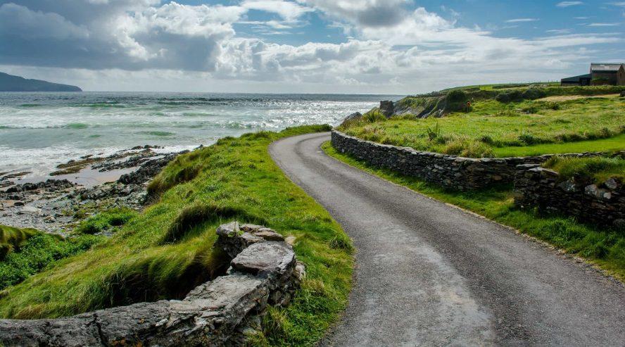 Rantatie Irlanti