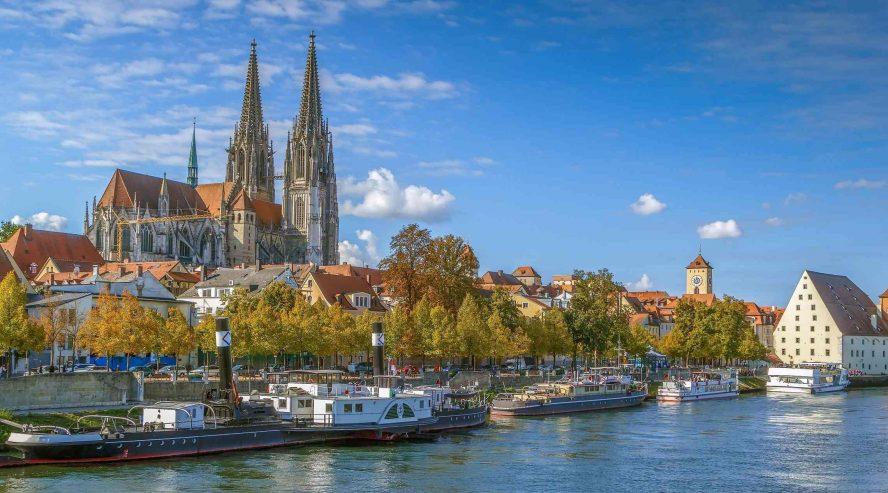 Regensburgin vanhakaupunki