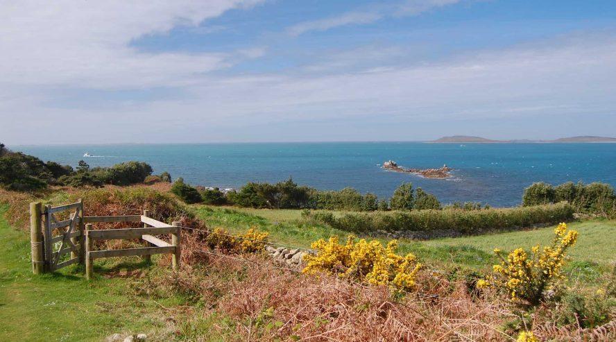 St Marys Scillyn saaret Iso Britannia