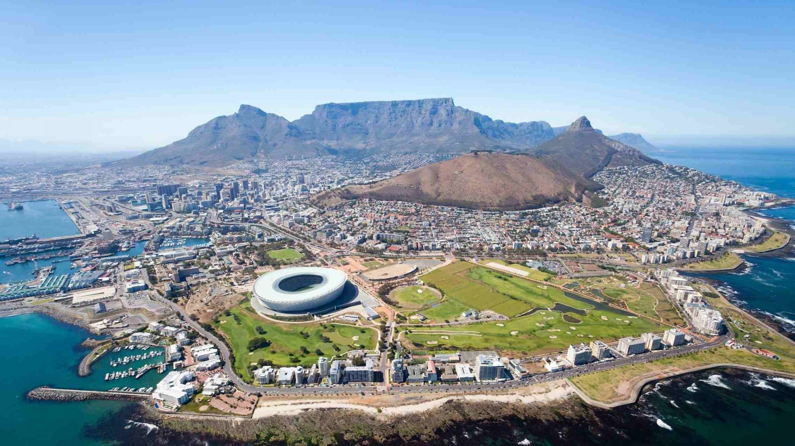 Etelä-Afrikan risteily 20.1.2020