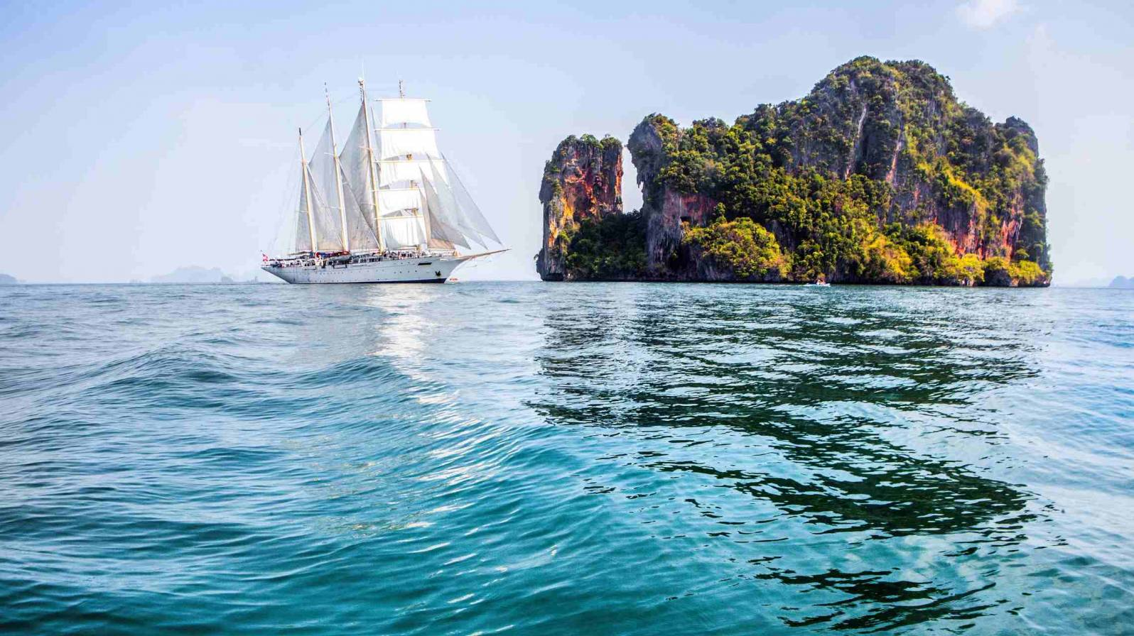 Star Clipper Thaimaa © StarClippers