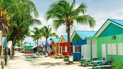 Jouluristeily Karibialla 18.12.2021