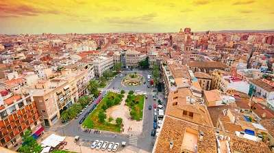 Malaga & Läntisen Välimeren risteily 28.3.2020
