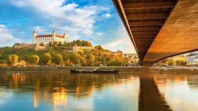 Historian ja kulttuurin Tonava – laivalla ja bussilla 2.10.2020