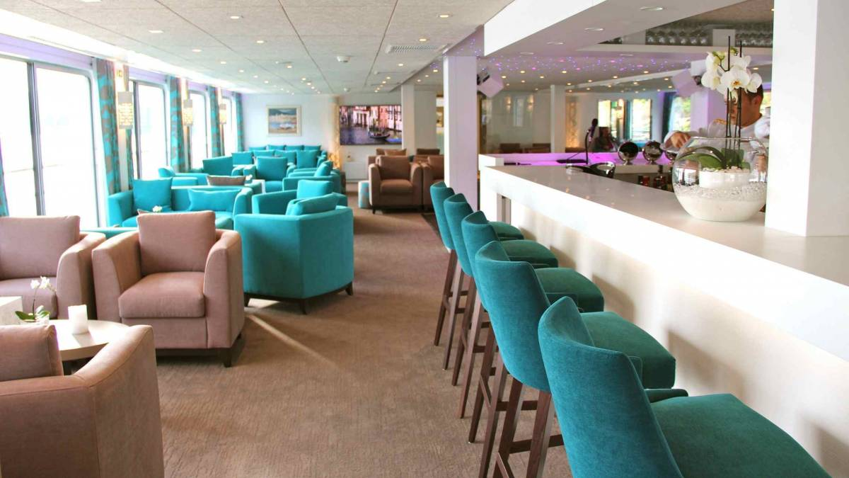 Gil Eanes Lounge Bar 2 CroisiEurope©Giorgetti