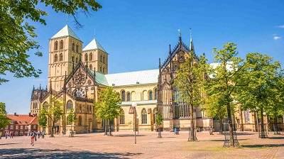 Pääsiäisristeily Saksaan 7.4.2020