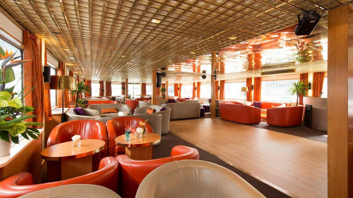 Seine Princess lounge bar©Denis Merck
