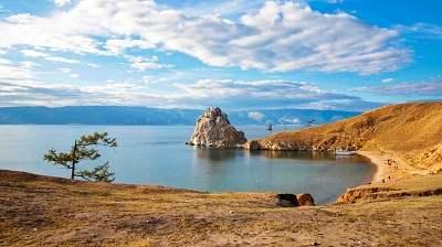 Baikaljärven risteily 10.8.2020