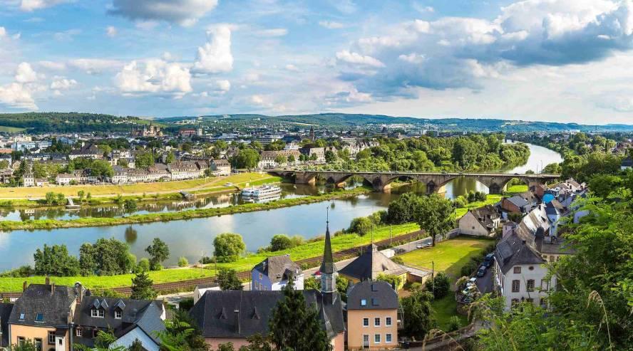 Trier Saksa Moseljoki