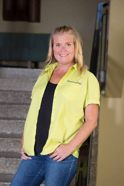 Saara Paananen Kristina Cruises