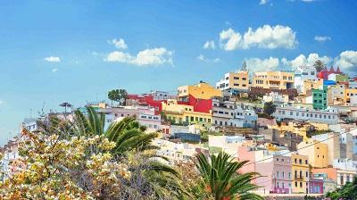 Kanariansaaret, Madeira & Marokko 15.2.2021