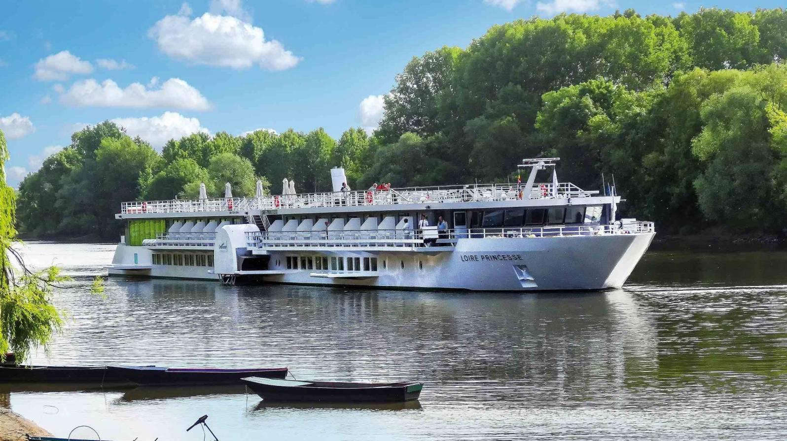 Loire Princesse yleiskuva CroisiEurope©Goetten