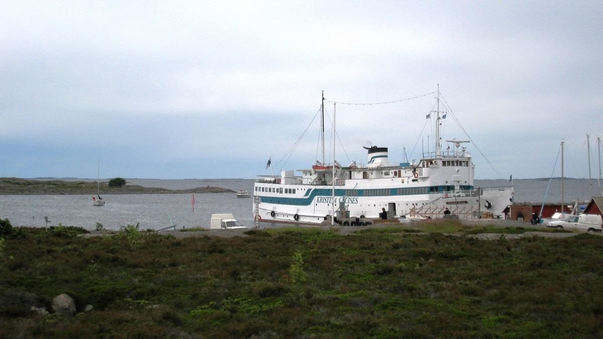 Kristina Brahe Saaristomerellä Jurmossa
