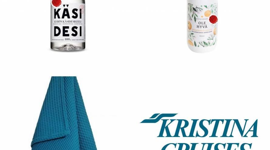 Kristina tuotepaketti