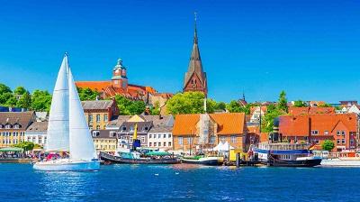 Flensburgin veneenrakennusta ja rommia 7.9.2021