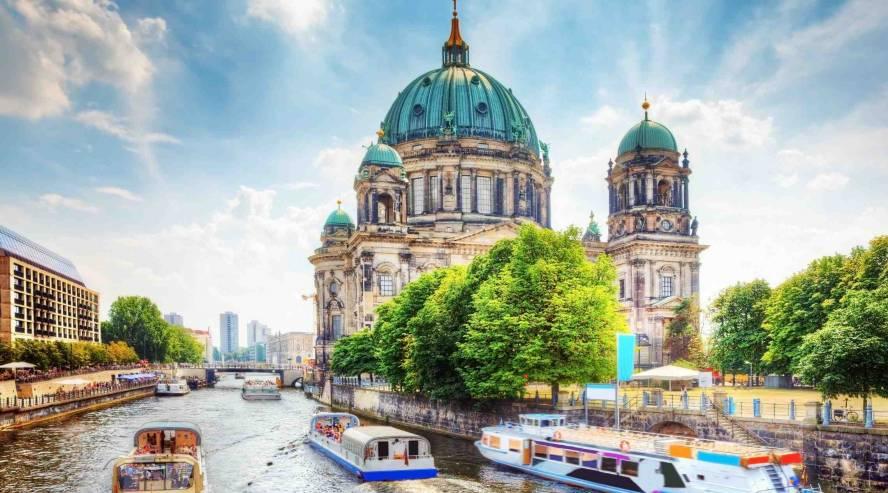 Berliinin katedraali Saksa