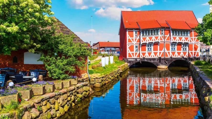 Wismar Saksa