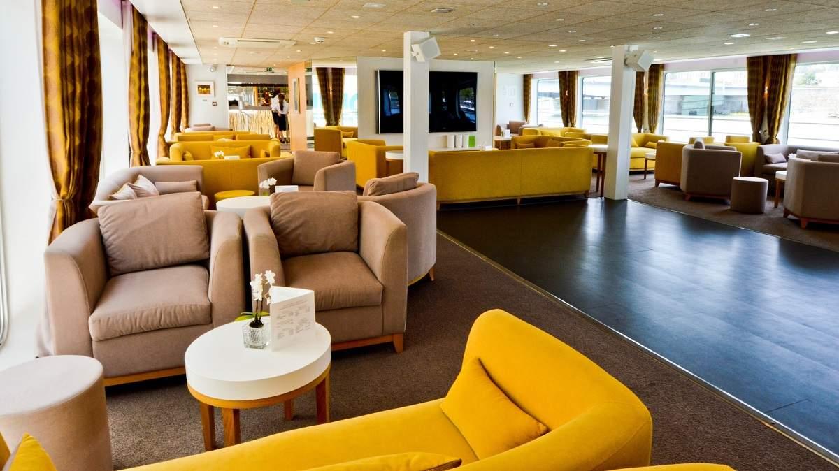 Camargue Lounge Bar 2CroisiEurope©Alexandre Sicre