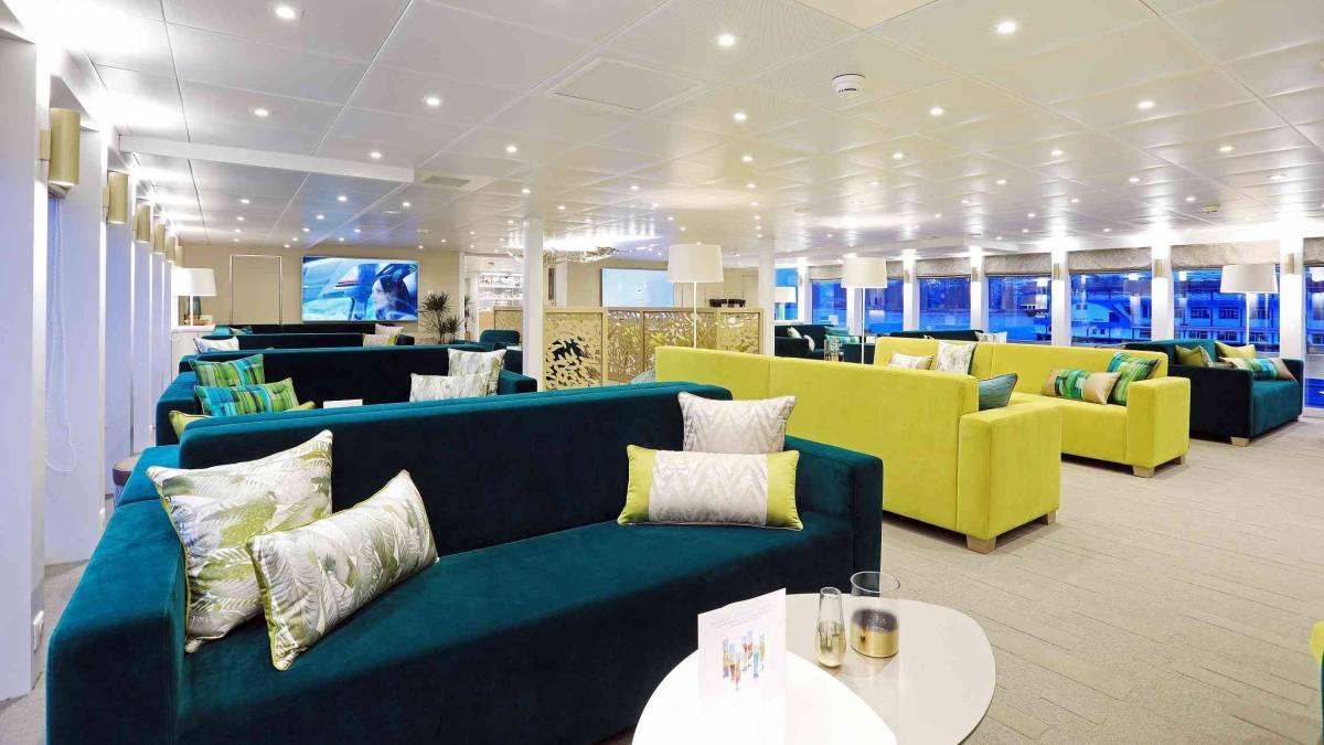 Lounge Elbe Princesse II CroisiEurope©Oliver Asmussen