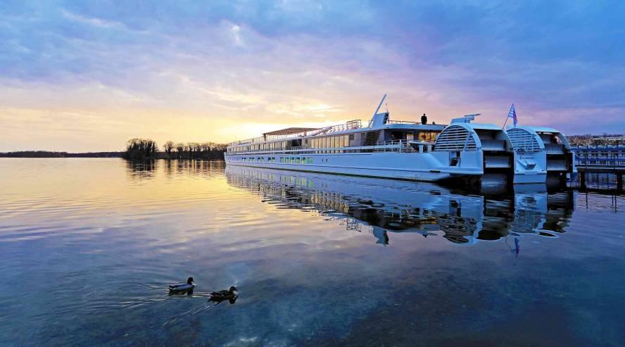 Yleiskuva Elbe Princesse II CroisiEurope©Oliver Asmussen